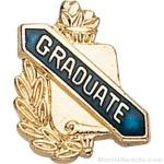 3/8″ Graduate School Award Pins 1