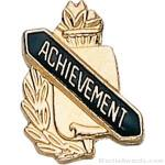 3/8″ Achievement Scholastic Award Pins 1