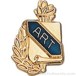3/8″ Art School Award Lapel Pins 1