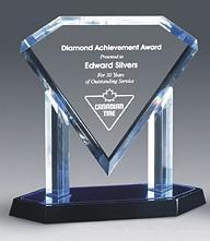 Diamond Plaque Acrylic