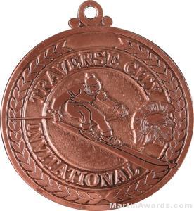 4″ Custom Medals 1