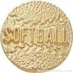 3/8″ SMALL SOFTBALL CHENILLE PIN 1