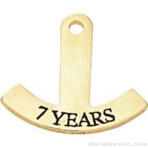 "1 1/8"" Rocker Guard Years Imprinted"