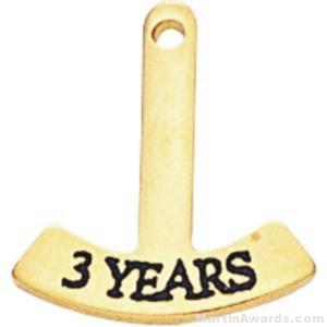 9/16″ Rocker Bar Years Imprinted 1