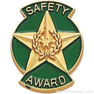 "9/16"" Service Recognition Award Pins Enameled Lapel Pins"