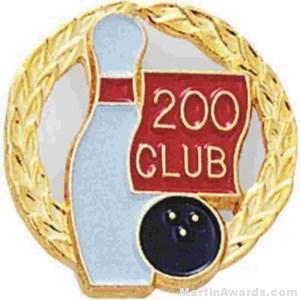 """3/4"""" Bowling Pin Enameled 600 Series"""