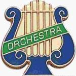 5/8″ Enameled Orchestra Music Pin 1